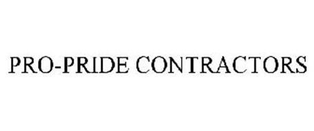 PRO-PRIDE CONTRACTORS