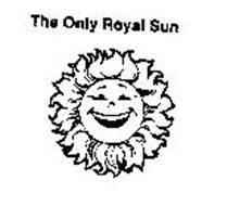 THE ONLY ROYAL SUN