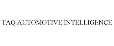 TAQ AUTOMOTIVE INTELLIGENCE