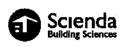 SCIENDA BUILDING SCIENCES