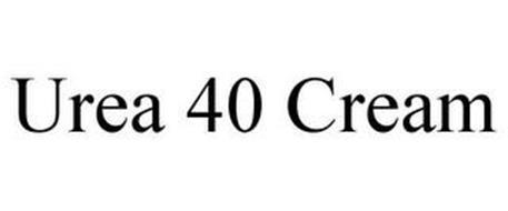 UREA 40 CREAM