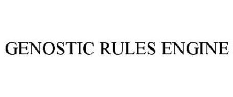 GENOSTIC RULES ENGINE