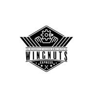 WINGNUTS EXPRESS THE MECHANICS OF CHICKEN WINGS ON THE GO