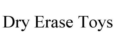 DRY ERASE TOYS