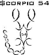 $CORPIO 54