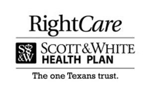 RIGHTCARE S&W SCOTT & WHITE HEALTH PLANTHE ONE TEXANS TRUST.