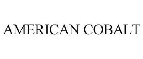 AMERICAN COBALT