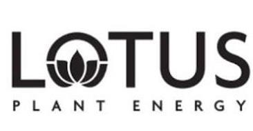 LOTUS PLANT ENERGY