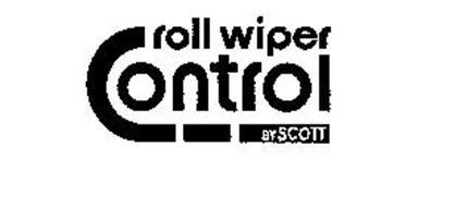 ROLL WIPER CONTROLL BY SCOTT