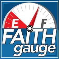 FAITH GAUGE E F