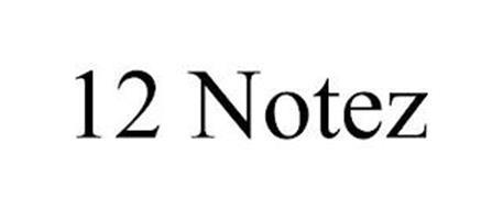 12 NOTEZ