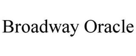 BROADWAY ORACLE