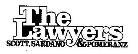 THE LAWYERS SCOTT, SARDANO & POMERANZ