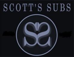 SS SCOTT'S SUBS