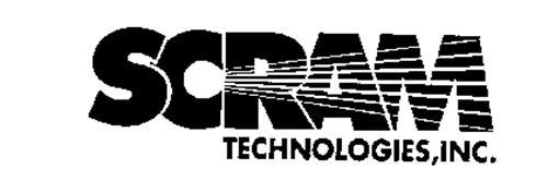 SCRAM TECHNOLOGIES, INC.