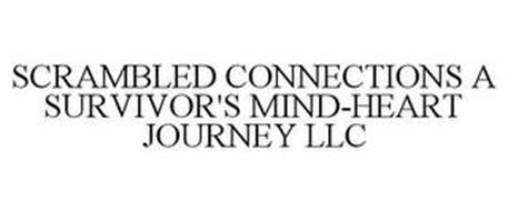 SCRAMBLED CONNECTIONS A SURVIVOR'S MIND-HEART JOURNEY LLC