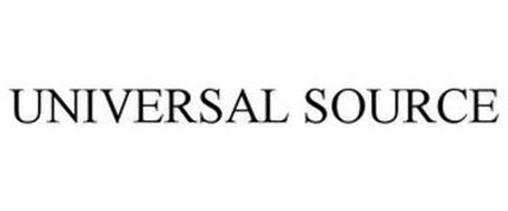 UNIVERSAL SOURCE