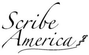 SCRIBE AMERICA Trademark of ScribeAmerica Serial Number