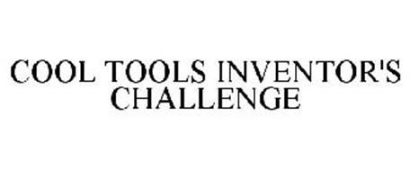 COOL TOOLS INVENTOR'S CHALLENGE