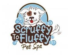 SCRUFFY TO FLUFFY PET SPA
