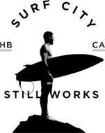 SURF CITY STILL WORKS HB CA