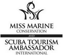 MISS MARINE CONSERVATION AND SCUBA TOURISM AMBASSADOR INTERNATIONAL MS