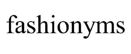 FASHIONYMS