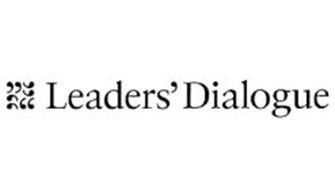 LEADERS' DIALOGUE