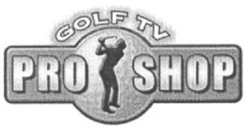 GOLF TV PRO SHOP
