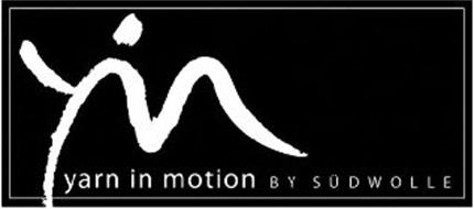 YARN IN MOTION BY SÜDWOLLE