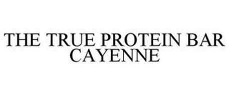 THE TRUE PROTEIN BAR CAYENNE