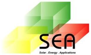 SEA SOLAR . ENERGY . APPLICATIONS