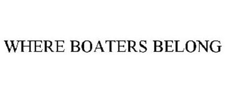 WHERE BOATERS BELONG