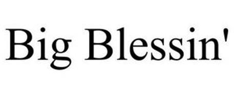 BIG BLESSIN'