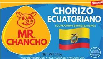 MR. CHANCHO ECUADORIAN SAUSAGE