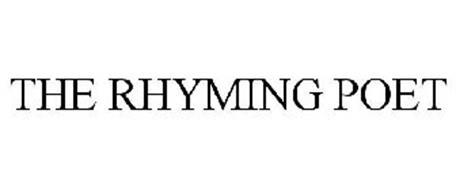 THE RHYMING POET