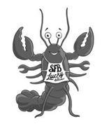 SFB LUCKY THE LOBSTER