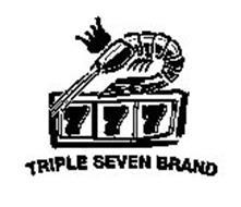 777 TRIPLE SEVEN BRAND