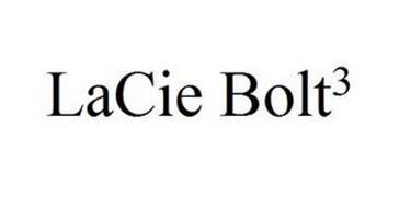 LACIE BOLT3