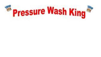 PRESSURE WASH KING KING KING