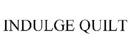 INDULGE QUILT Trademark of SEALY TECHNOLOGY LLC. Serial ...
