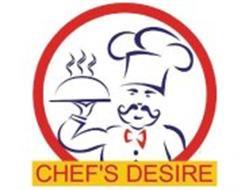 CHEF'S DESIRE