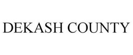 DEKASH COUNTY