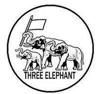 THREE ELEPHANT