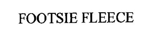 FOOTSIE FLEECE