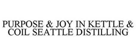 PURPOSE & JOY IN KETTLE & COIL SEATTLE DISTILLING