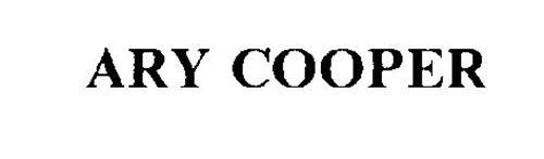 ARY COOPER