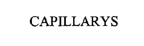 CAPILLARYS