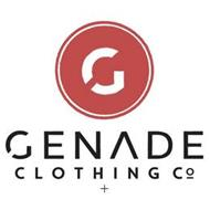 G GENADE CLOTHING CO