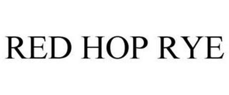 RED HOP RYE